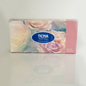 Tena Facial Tissue